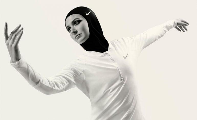 Nike, prima campagna con hijab