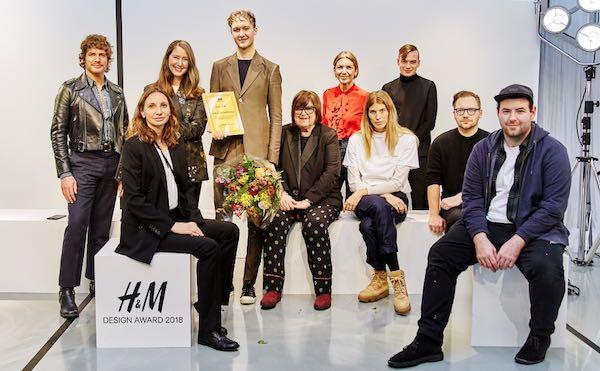 H&M assegna il Design Award 2018