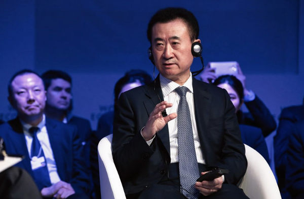 Mega deal cinese, WeChat e Jd.com in Wanda