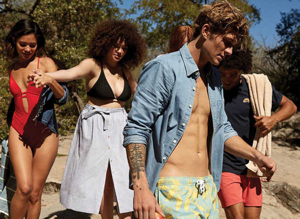 Abercrombie, l'outlook in rialzo spinge il titolo