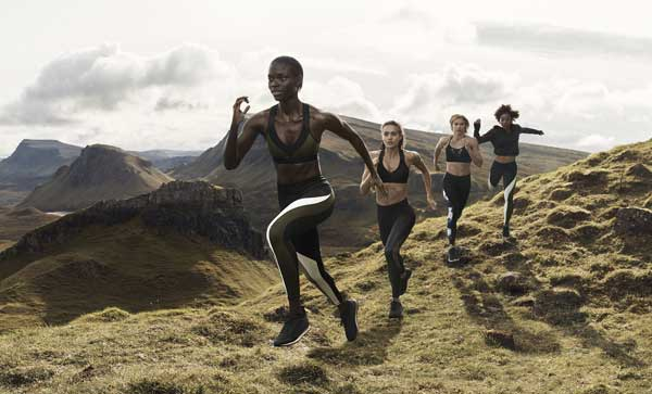 H&M lancia la nuova linea Conscious Sport