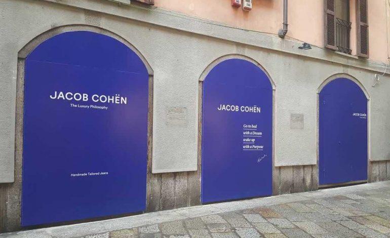 Jacob Cohën approda nel Quadrilatero