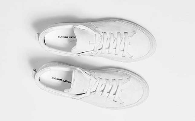 Riecco Costume National: le calzature con Zengarini