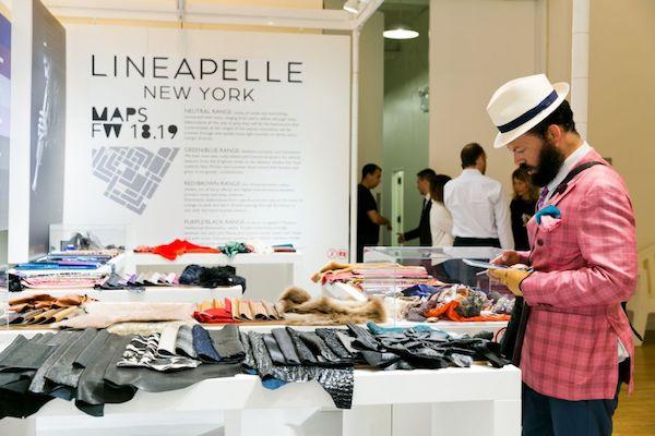 Apre oggi Lineapelle London