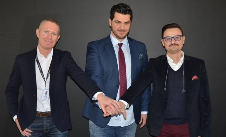 Pardgroup sigla patto con Kubedesign