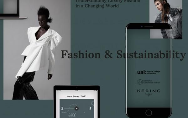 Kering lancia il corso in moda sostenibile