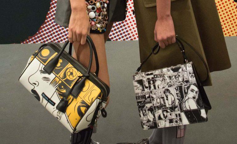 Il lusso in una borsetta. Chi ne vende di più?