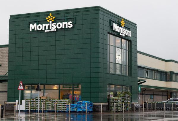 I supermarket Morrisons scommettono sulla moda