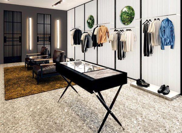 Tatras sceglie Milano per il primo store europeo