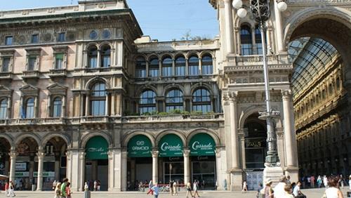 Currado sborsa maxi affitto per restare in Galleria