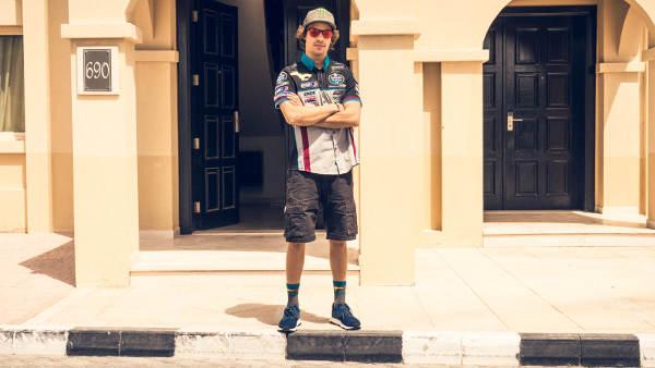 Lumberjack debutta nel Moto Gp con Morbidelli