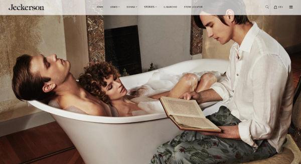 Jeckerson lancia il nuovo sito web