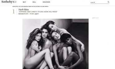 Sotheby's, all'asta foto di moda da 500mila $