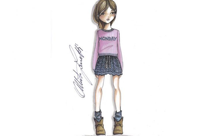 Alberta Ferretti debutta nel kidswear