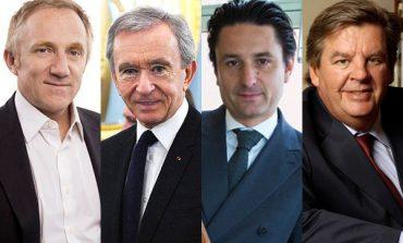 Potenza di fuoco da 17 mld per i 4 signori del lusso
