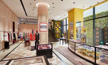 649f5a70cc5a Gucci inaugura la nuova boutique di Tokyo