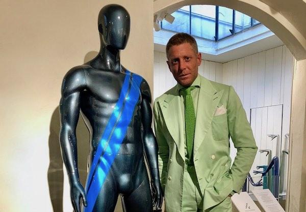 Hans Boodt collabora con Lapo per una capsule