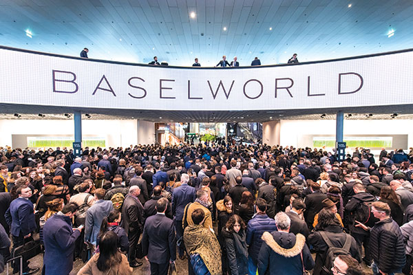 Baselworld, tempo di ricaricare le lancette