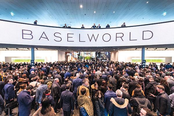 Baselworld, Loris-Melikoff nuovo managing director