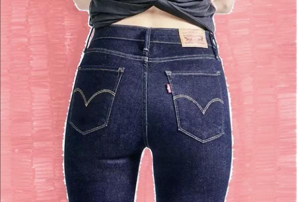 Levi's accusa Kenzo: jeans troppo confondibili
