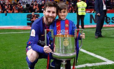 Messi si dà alla moda e lancia il suo brand