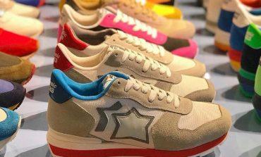 Alcedo si compra le sneakers di Atlantic Stars