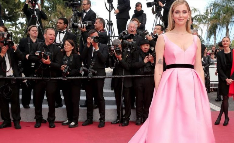 Aeffe spopola sul red carpet di Cannes