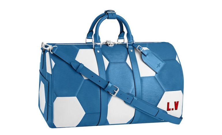 Louis Vuitton festeggia la World Cup con una collezione speciale