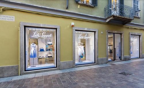 Nuovo store a Como per Luisa Spagnoli