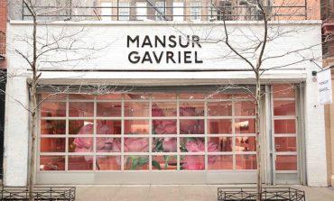 Mansur Gavriel debutta nel menswear
