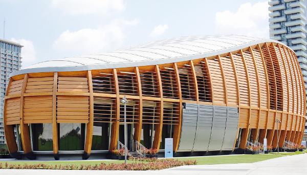 Pavilion venduto, sarà un 'cathedral store'