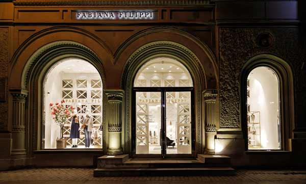 Fabiana Filippi spinge sul mercato russo