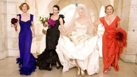 Westwood celebra i 10 anni di Sex and the City