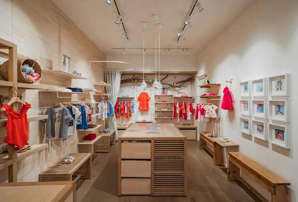 Prima boutique londinese per Il Gufo