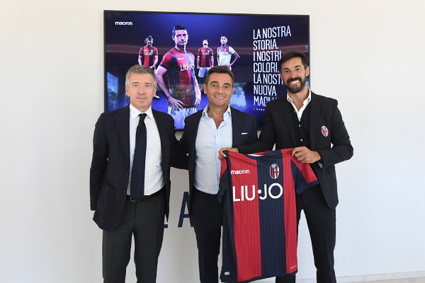 Liu Jo è il nuovo main sponsor del Bologna Fc