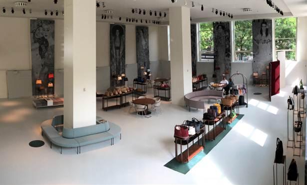 Zanellato, nuovo showroom a Milano