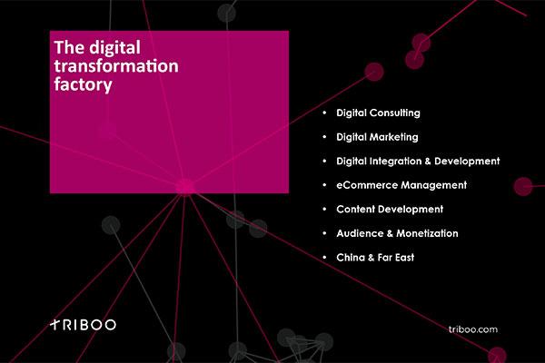 """Triboo presenta la sua """"One Stop Solution"""", la filiera data & performance driven che punta al Far East"""