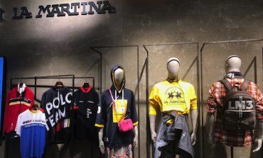 La Martina, il nuovo corso parte dai negozi