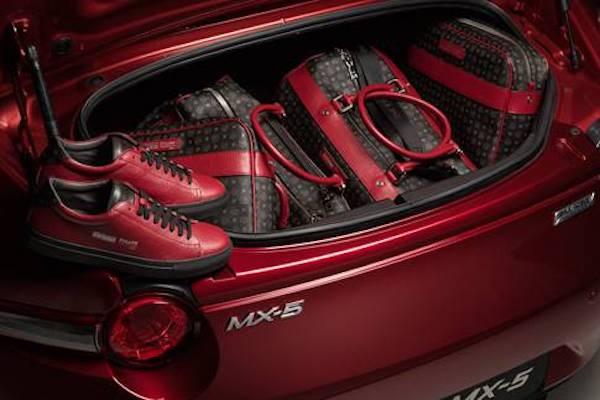 Pollini e Mazda fanno il bis di limited edition