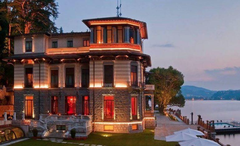 Il CastaDiva di Como diventa resort Mandarin