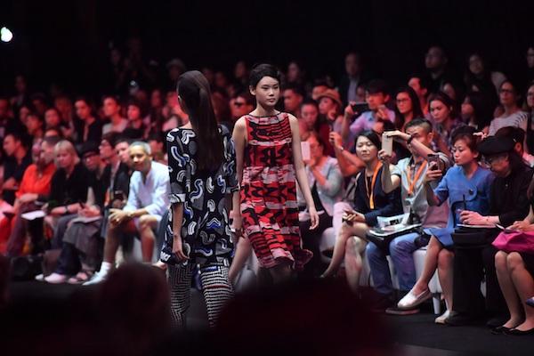 La Moda Asiatica In Mostra A Centrestage 2018 Pambianco News
