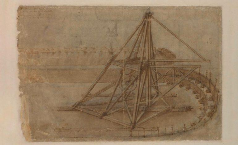 Stefano Ricci porta Leonardo agli Uffizi