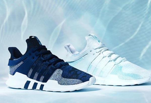 scarpe plastica mare adidas