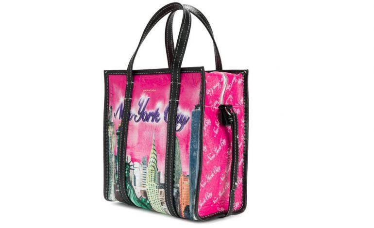 """Un bazar cita Balenciaga: """"Ci ha copiato le borse"""""""