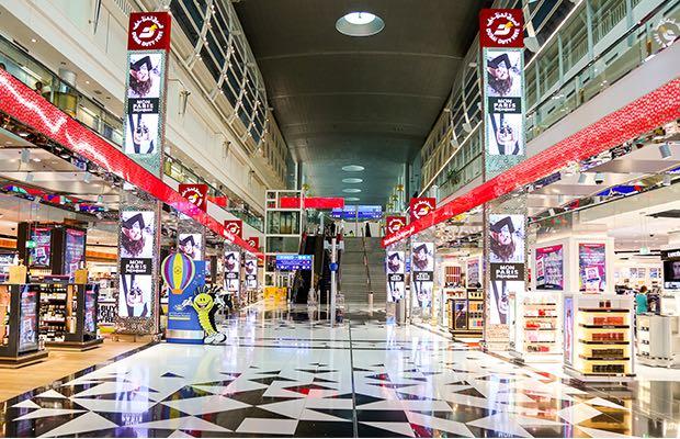 Il duty free di Dubai in 6 mesi vende 1 mld $