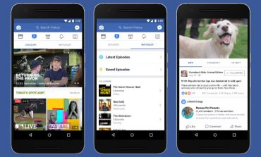 La tv di Facebook arriva anche in Italia