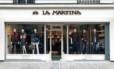 La Martina apre il primo store in Francia