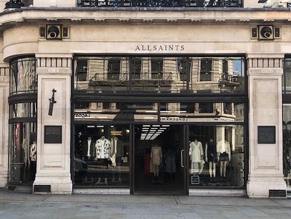 AllSaints, se ne va il CEO Kim