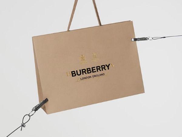 Burberry lancia capsule-lampo: in vendita solo 24h