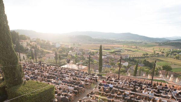 Cucinelli svela il 'Parco della bellezza' di Solomeo